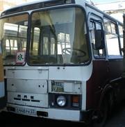 Продается автобус ПАЗ-3205 1998 г. в. среднее состояние цена 106 623 р