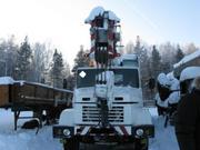 КС 557 КРАЯН г/п 30 тн.,  д/с 27 метр с хранения